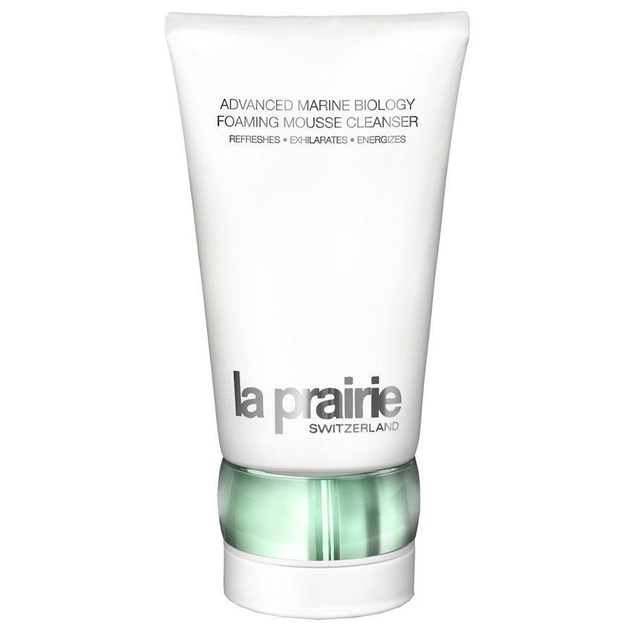 Gerti test La Prairie Marine Biology Foaming Cleanser