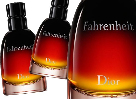 Maxim test Fahrenheit Le Parfum van Christian Dior