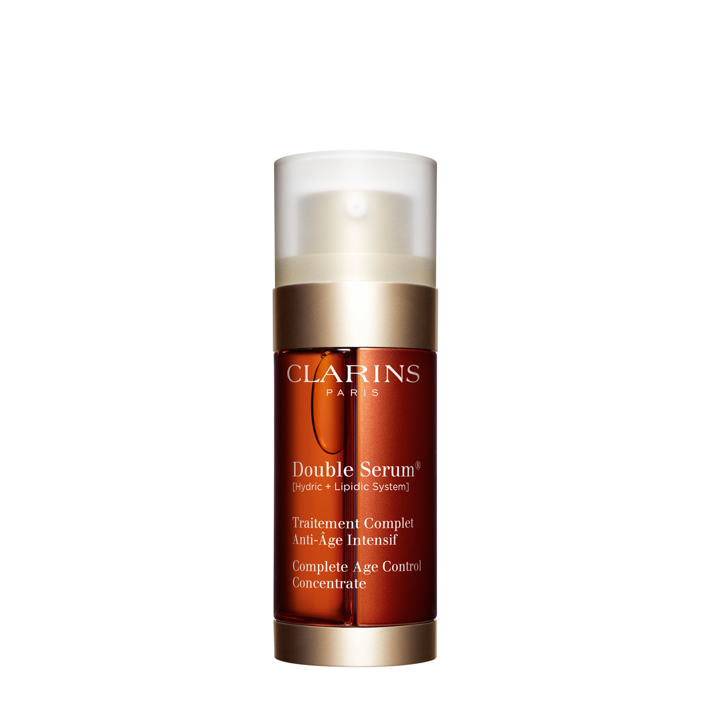 Berna test Clarins Double Serum