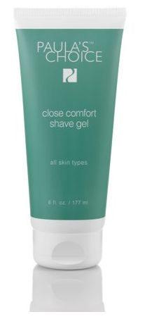 close comfort shaving gel paula's choice