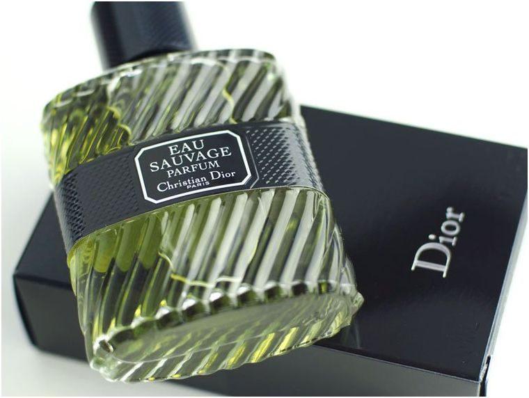 eau sauvage parfum voor mannen