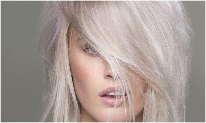grey to blond