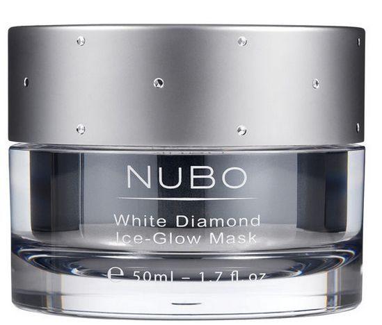 nubo white diamond mask