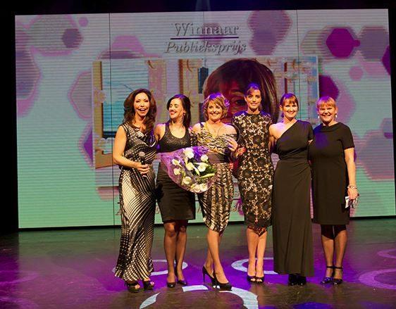 Beauty Award voor Pascaud
