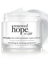 philosophy renewed hope in a jar - open cap 2
