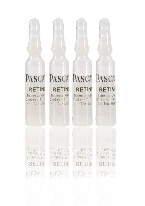 Tessa test Pascaud 3-fasen kuur met retinol, AHA & caviar